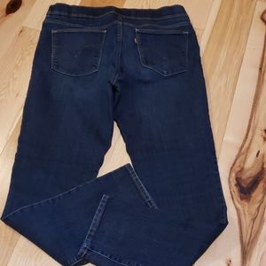 Levi's Wide Waistband  Jeans 2 pairs